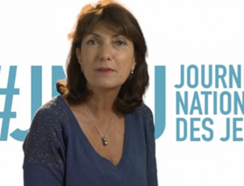 La JNDJ 2014 – Interview de Claudine Schellino