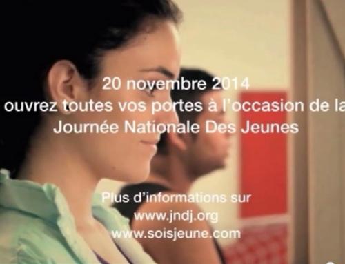 JNDJ 2014 – Spot Publicitaire TV