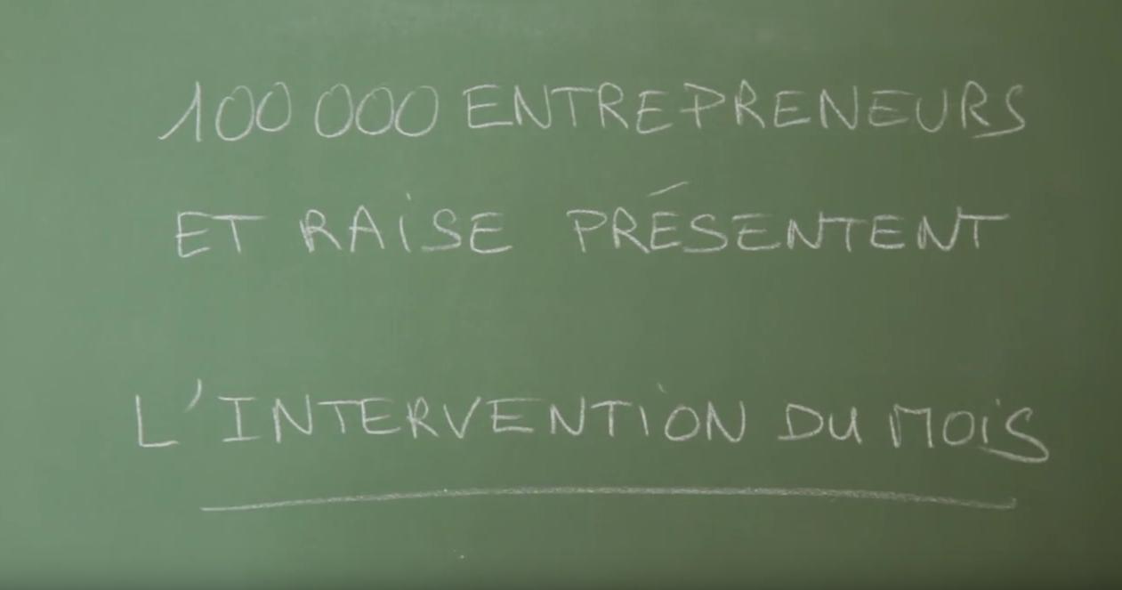 Jeunes Entrepreneurs/Young Entrepreneurs