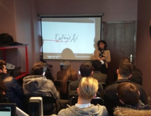 JNDJ – 40 étudiants pour découvrir les métiers des Galeries Lafayettes du Mans