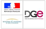 Ministère Economie et Finance DGE, Direction Générale des Entreprises.