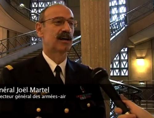 Interview du Général Joël Martel
