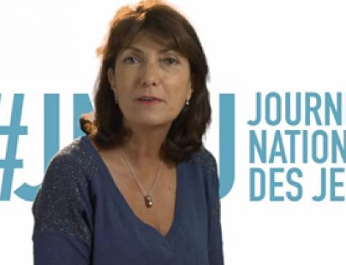 La JNDJ 2014 – Interview de Claudine Schellino