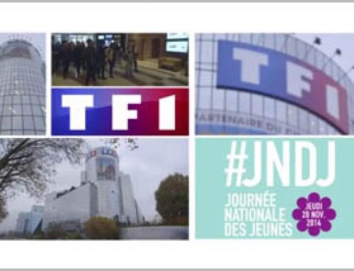 JNDJ 2014 TF1 – Cérémonie d'ouverture de la 4ème édition