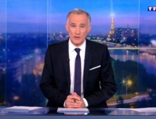 TF1 – JT de 20h du 17 mars 2016 : quand des collégiens entrent dans le monde high-tech d'Intel