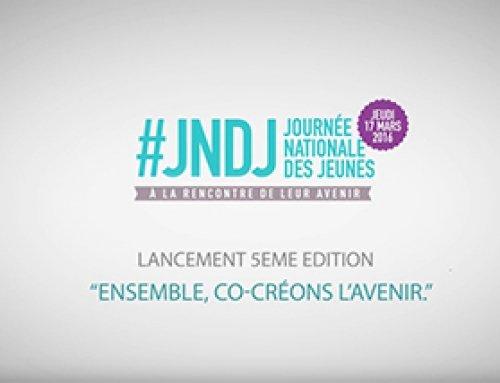 Lancement JNDJ 2016